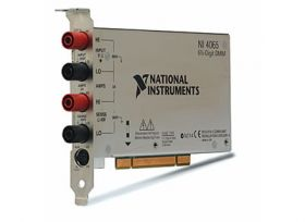 Instrumentenkarte NI PCI-4065 6-1/2 Digital-Multimeter-Karte für PCI-Bus