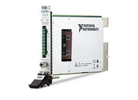 Source Measure Unit (SMU) Karte NI PXI-4132 1 programmierbarer Kanal (-100..+100V, -/+100mA)