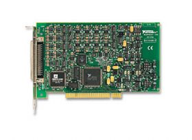 Analog Messkarte NI PCI-6704 16U-& 16I-Kanal-16Bit-Analog-Ausgangs-Karte f. PCI