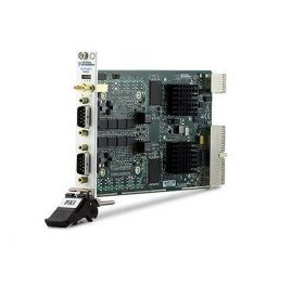Modell NI PXI-8513/2xCAN-HS-XNET 2-Port-High-Speed-XNET CAN Interface
