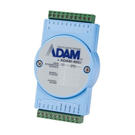 ADAM-4052-BE RS485 Remote-I/O-Modul isol. 8-Kanal-Digital-Eingang-Modul für RS485