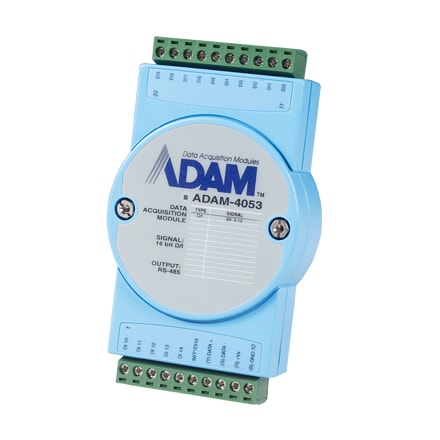 ADAM-4053-AE RS485 Remote-I/O-Modul 16-Kanal-Digital-Eingangs-Modul für RS485