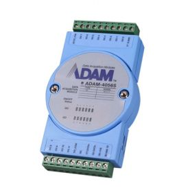 ADAM-4056S-AE (+Modbus) RS485 Remote-I/O-Modul 12-Kanal-Digital-Ausgangs(Sink)-Modul für RS485