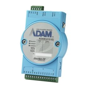 ADAM-6151EI-AE - EtherNet/IP Remote-I/O-Modul
