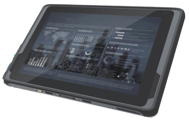 AIM-68CT-C2101000 - Robuster Tablet PC