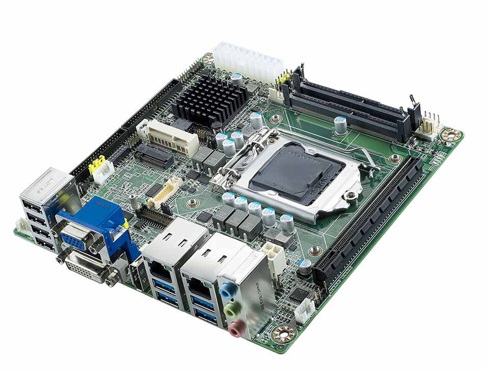 AIMB-205G2-00A1E - Mini-ITX Industrie Mainboard