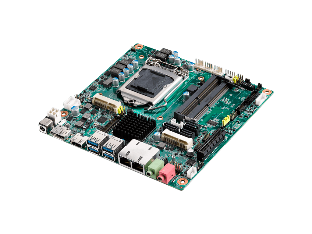 AIMB-285G2-00A1E - Mini-ITX Industrie Mainboard