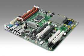 ASMB-781G2-00A1E - ATX Server Mainboard für Industrie Server mit XeonE3/ i3-LGA1155-CPUs