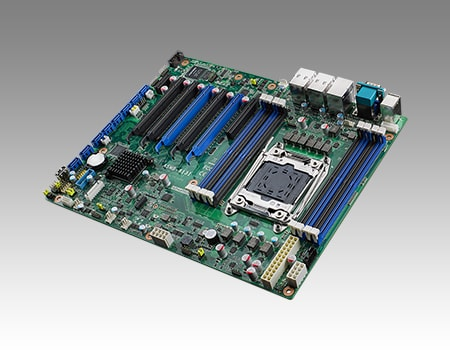 ASMB-813-00A1E - ATX Server Mainboard für Industrie Server mit Single-LGA2011-Xeon-CPUs