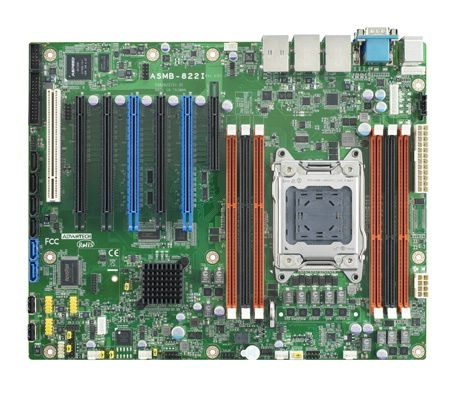 ASMB-822-00A2E - ATX Server Mainboard für Industrie Server mit Xeon-LGA2011-E5-2600