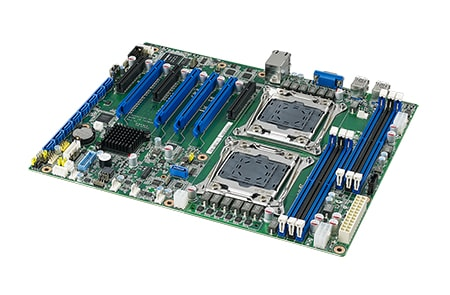 ASMB-823-00A1E - ATX Server Mainboard für Industrie Server mit Dual-Xeon-CPU-Support