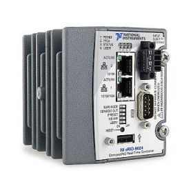 NI cRIO-9024 - Echtzeit Controller f. 910x-Chassis 800MHz-Real-Time-Controller(512MB-DRAM, 4GB-Flash)