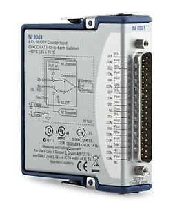 NI 9361-SubD - cRIO/cDAQ Counter Modul Differential/Single-Ended Zähler Eingangsmodul