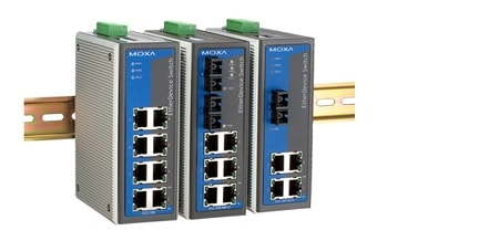 EDS-308 - Unmanaged Switch