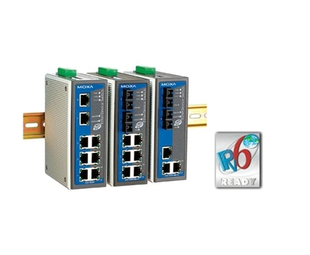 EDS-405A - Managed Switch mit 5x 10/100TX-Ports für Industrieeinsatz