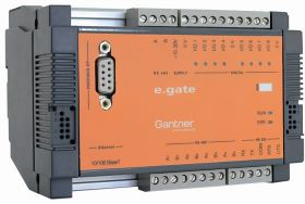 e.gate CO V3  Test Controller Intelligenter Datenkonzentrator mit CANopen-Port
