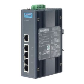 EKI-2525PA-AE - Unmanaged PoE Switch