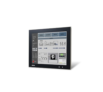 FPM-D12T-BE - Modular Industrie Touch Display