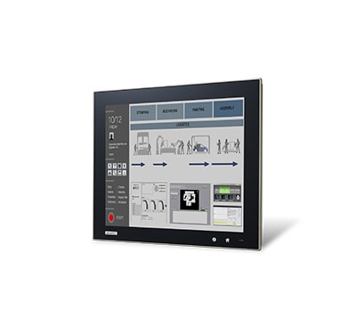 FPM-D15T-BE - Modular Industrie Touch Display
