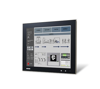 FPM-D17T-AE - Modular Industrie Touch Display