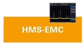 Spektrumanalysator Option: HMS-EMC EMV Option inkl. Preamplifier für HMS-X