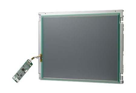 "IDK-1110WR-55WSA1E - Display Kit (10,1"", 1024x600; LVDS; res. Touch; -5~60°)"