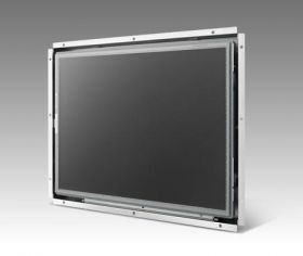 "IDS-3112R-45SVA1E - 12,1""-Open-Frame-Display (SVGA; LED-Backl.; 450nits, res. Touch; VGA+DVI)"