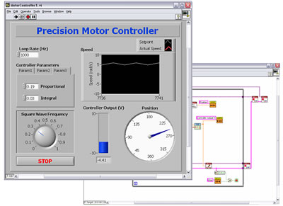 LabVIEW Real-Time Modul