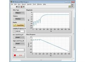 Option: Advanced Signal Processing Toolkit Zusatz-Software-Tool für LabVIEW für Windows