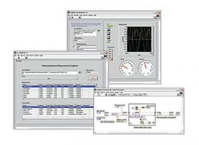 Option: ECU Measurement and Calibration Toolkit für NI LabVIEW für Windows
