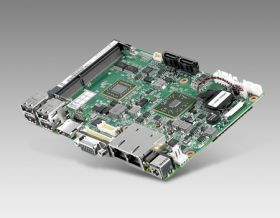 "MIO-5270D-S6A1E - Single Board Computer 3,5""-SBC-Board mit AMD-DualCore-1.65GHz-CPU"