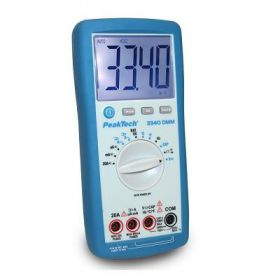 P-3340 - Handmultimeter 3-3/4-stelliges Hand-Digitalmultimeter
