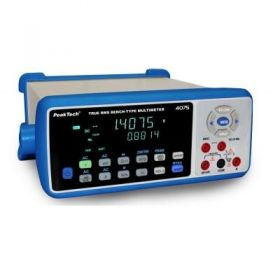 P-4075 - Digitalmultimeter 4-5/6-stelliges-DMM mit Datenlogger, USB &  LAN