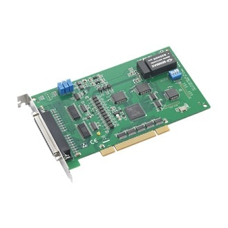 PCI-1713U-BE Analog PCI Messkarte isol. 100kS/s-32Kanal-12Bit-A/D-Karte für PCI-Bus