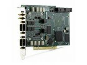 PCI-8513-2 - CAN-Bus Kontrollerkarte 2-Kanal XNET CAN-Karte für PCI (Software wählbar)