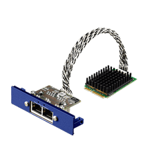 PCM-26R2EI-MAE - iDoor EtherNet/IP Mini-PCIe Modul mit 2x EtherNet/IP-Master-Ports