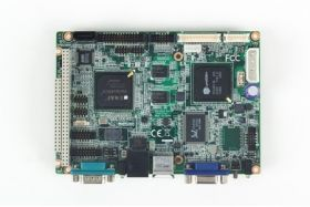 "PCM-9343EF-S6A1E - Single Board Computer 3.5""-SBC m. Vortex86DX-800MHz-CPU,256MBRAM,LAN,VGA"