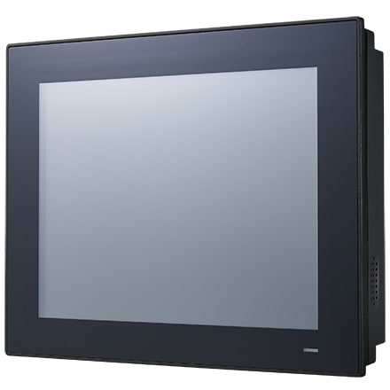 "PPC-3100-RE9A - Lüfterloser Touch Panel IPC mit 10,4"" Display, Atom-E3940-CPU, resistiv. Touch"