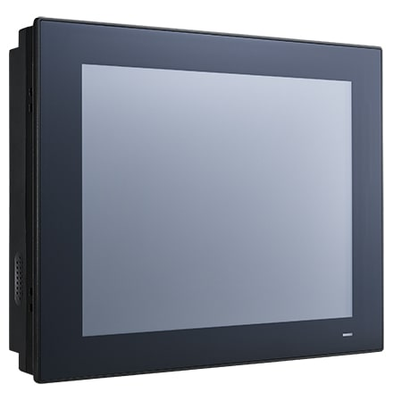 "PPC-3120-RE9A - Lüfterloser Touch Panel IPC mit 12,1"" Display, E3940-CPU, resistiv. Touch"