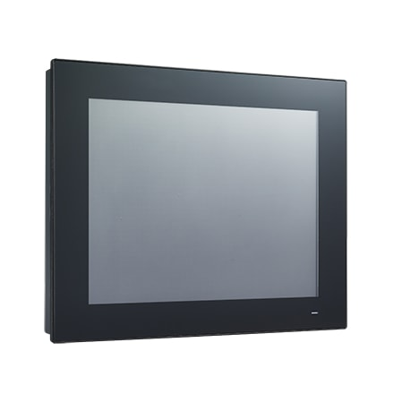"PPC-3151-650AE - Lüfterloser Touch Panel IPC mit 15"" Multi-Touch, i5-6300U-CPU, 1xPCIe/PCI"