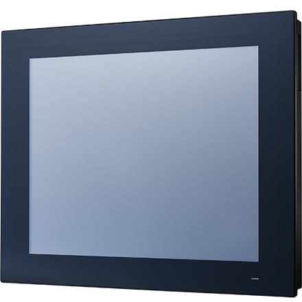 "PPC-3170-RE4BE - Lüfterloser Touch Panel IPC mit 17"" True-Flat-Display, Atom-CPU & resist.Touch"