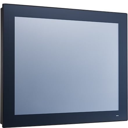 "PPC-3190-RE4BE - Lüfterloser Touch Panel IPC mit 19"" True-Flat-Display, Atom-CPU & resist.Touch"