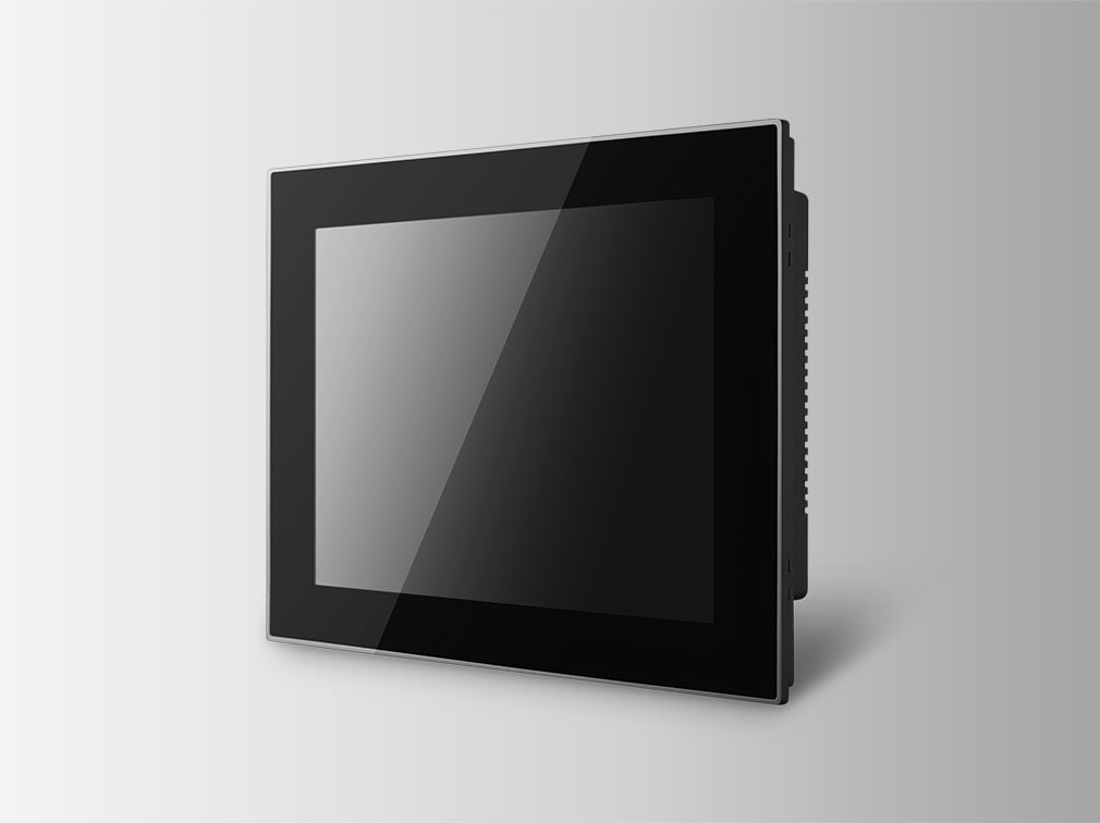 "PPC-3120S-RAE - Lüfterloser Touch Panel IPC mit 12,1"" Touchdisplay & Celeron Quad Core N2930"