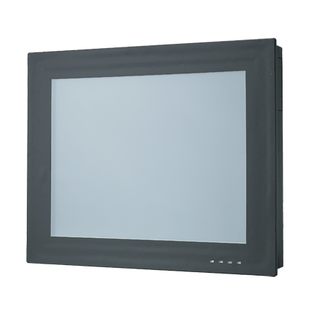 "PPC-3150-RE4AE - Lüfterloser Touch Panel IPC mit 15""-XGA-Display, Atom-E3845-CPU, res. Touch"