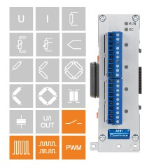 Q.bloxx D107 EC Digitales EtherCAT-Messmodul 6-Kanal-Digital-Eingangs-Modul via EtherCAT