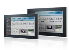 "SPC-2140WP-T3AE - IP65 Widescreen Panel IPC mit 21,5""-Multi-Touch-Display, AMD-CPU, IP65, 4GB"