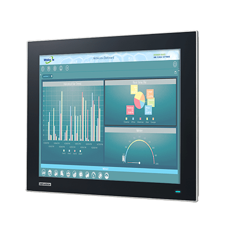 SRP-FPV240-06 - Touch Panel ThinClient Plattform
