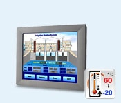 "TPC-1251H-E3AE-BTO30184 - Vorkonf. Touch Panel PC mit 12""-Display, E3827-CPU, 500GBHDD, WES7P, WLAN"