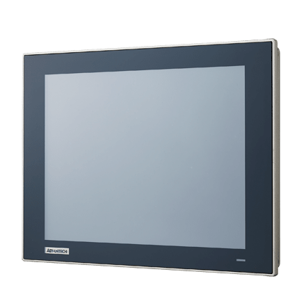 "TPC-2121T-J12BE - Touch Panel IPC modularer ThinClient mit 12,1"" Display, J3345 CPU"