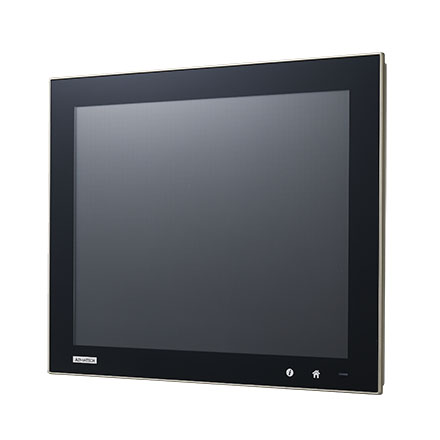 "TPC-2151T-J12AE - Touch Panel IPC modularer Thin Client mit 15""Display & J3455-CPU"